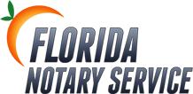 Florida Notary Service